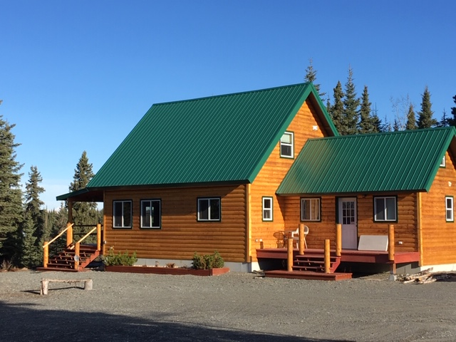 Eagles Retreat Rental Cabin